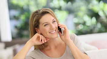 Backyard Planning Phone Call