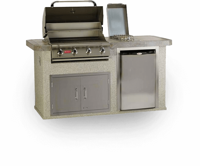 PSD 100 Outdoor Kitchen Grill