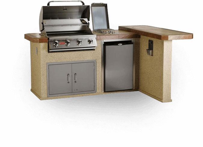 PSD 200 Outdoor Kitchen Grill