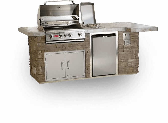 PSD 300 Outdoor Kitchen Grill